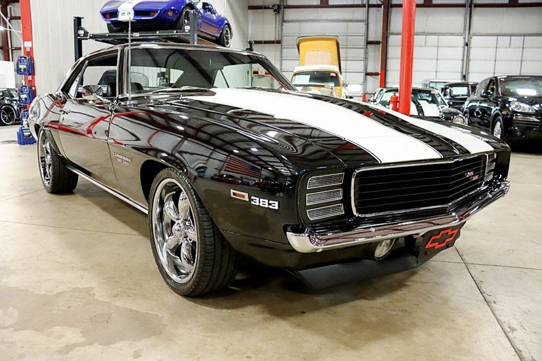 1969 Chevrolet Camaro RS/SS for sale #177202 | Motorious