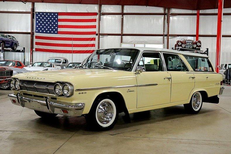 1965 AMC Rambler For Sale