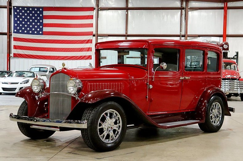1931 plymouth pa 4 door