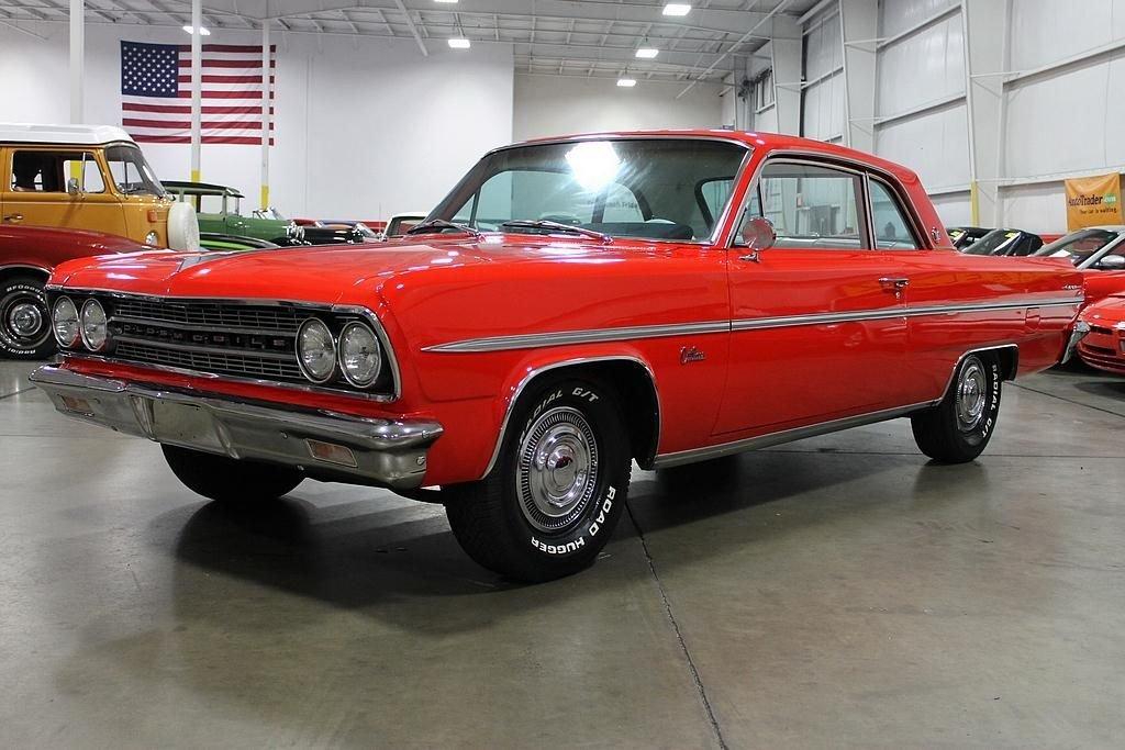 1963 oldsmobile f85