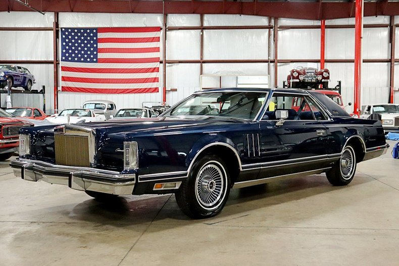 1979 lincoln continental mark iv