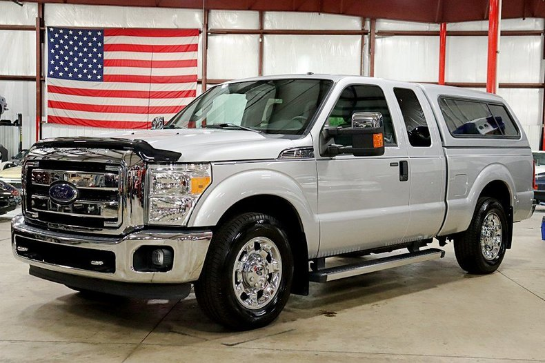 2013 ford f250 super duty xlt