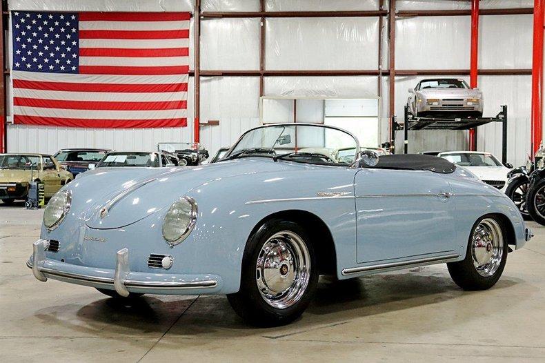 1957 Porsche 356 For Sale