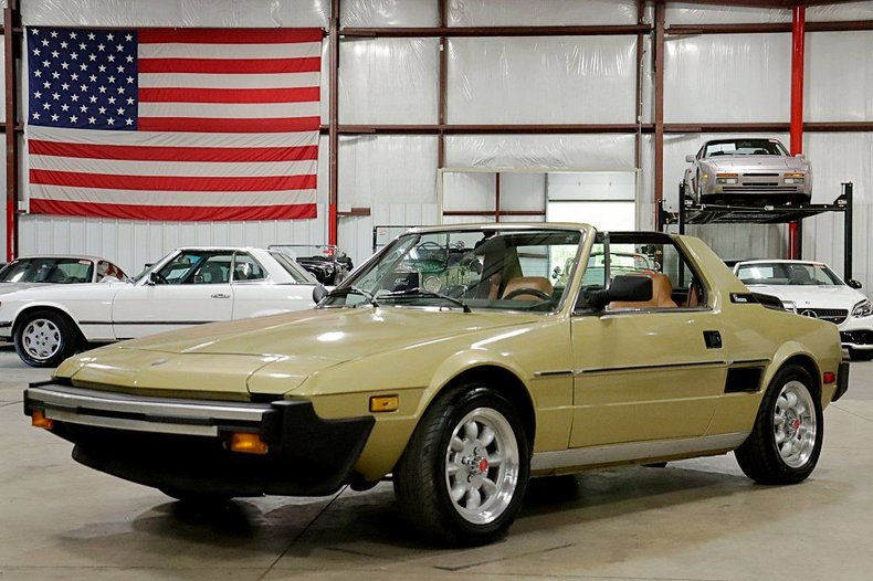 1981 Fiat X1/9 For Sale