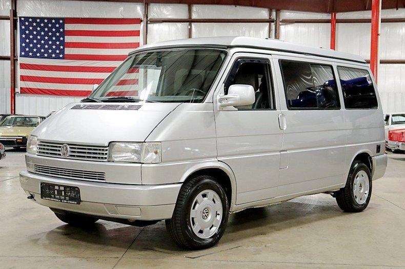 1992 volkswagen eurovan camper