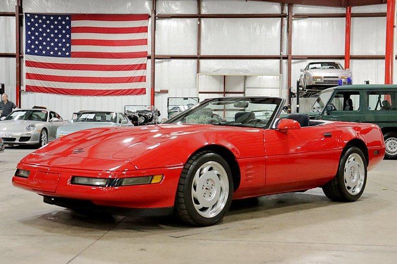 1991 Chevrolet Corvette For Sale