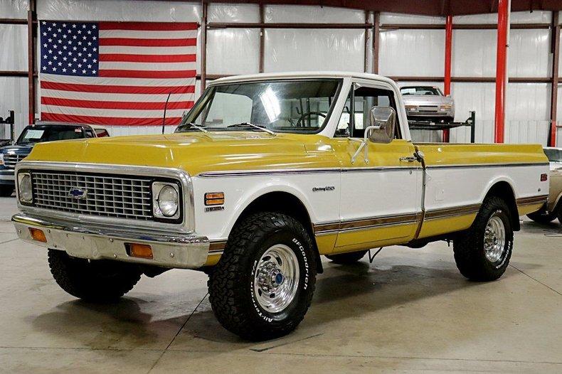 1972 Chevrolet K-20 For Sale