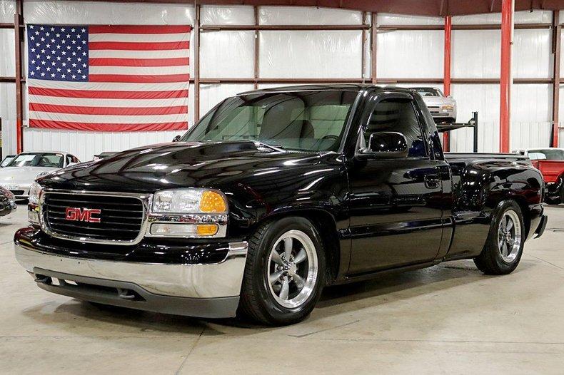 2002 GMC Sierra For Sale