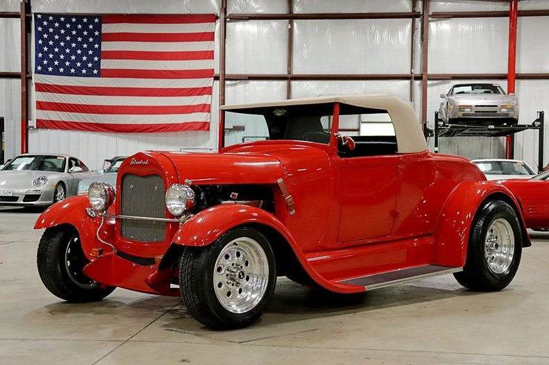 1929 Ford Street Rod For Sale
