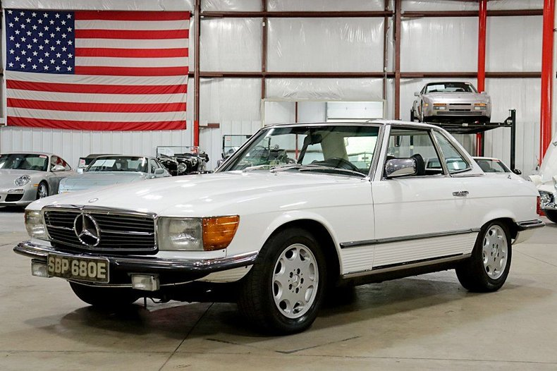 1979 mercedes benz 280sl