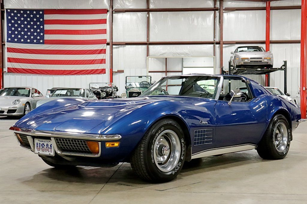 1972 chevrolet corvette stingray lt 1
