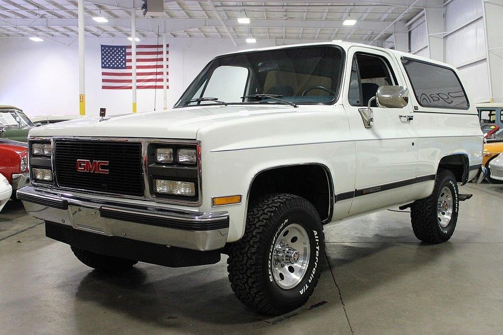 1989 gmc jimmy 1500