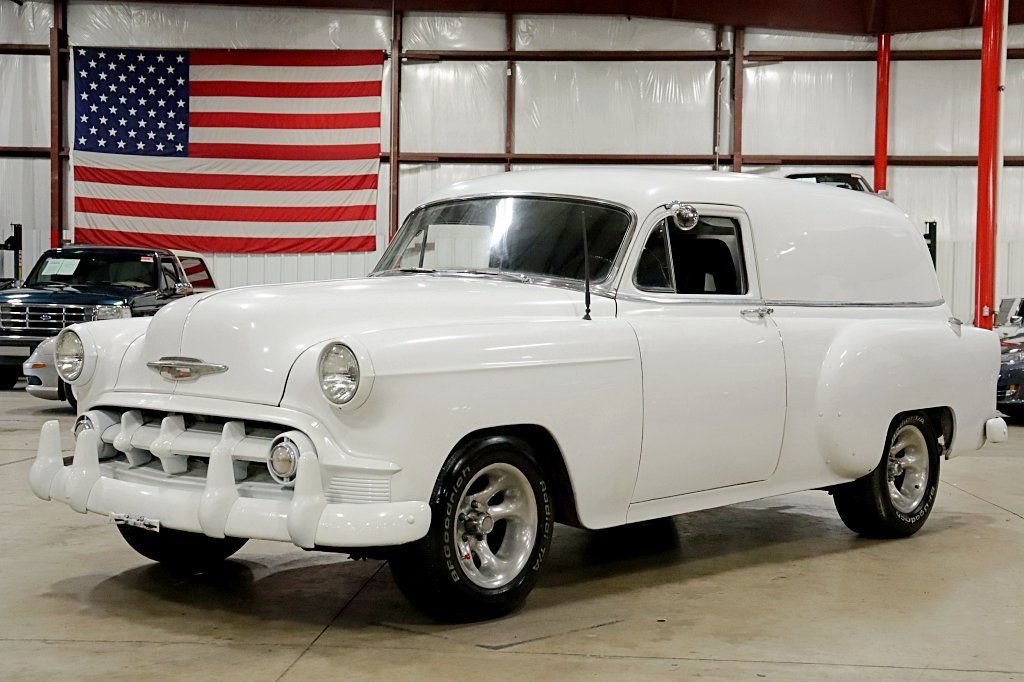 1953 chevrolet handyman wagon
