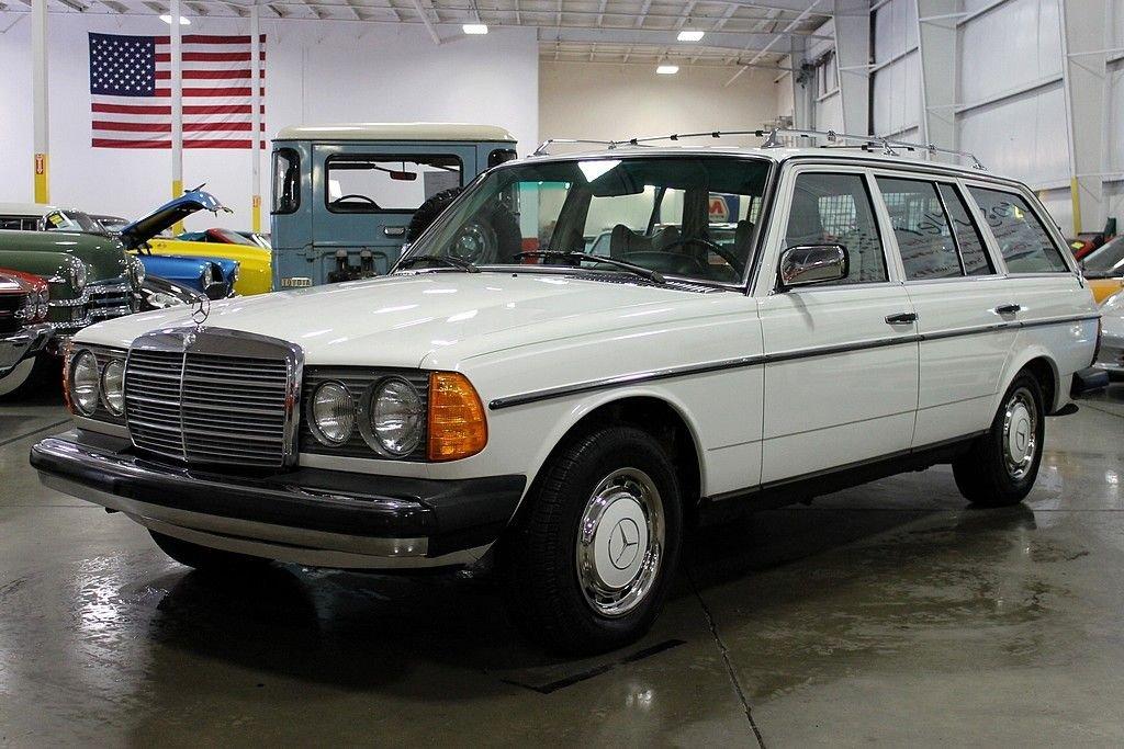 1979 mercedes benz 300td