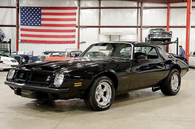 1975 pontiac firebird formula 455