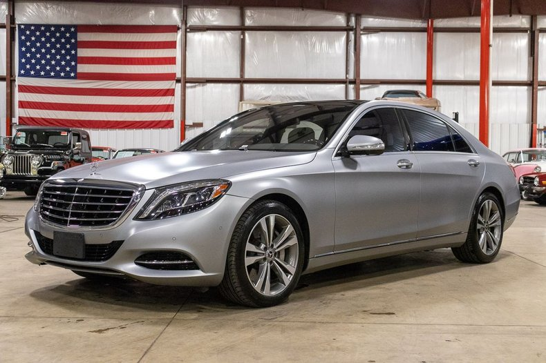 2016 mercedes benz s550 4matic