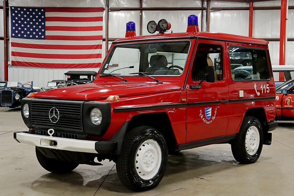 1983 mercedes benz 280ge