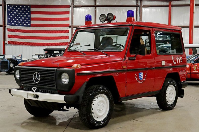 1983 Mercedes-Benz 280GE For Sale