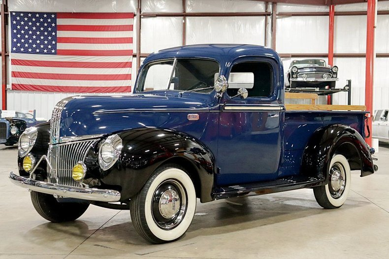 1941 ford pickup 11c