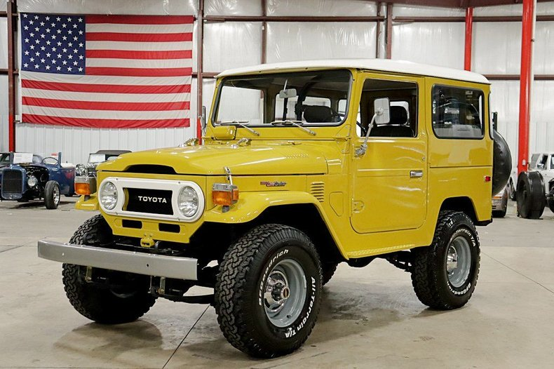 1976 Toyota FJ 40 For Sale