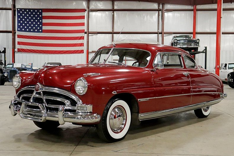 1951 hudson commodore 6