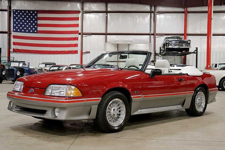 1988 ford mustang gt 5 0
