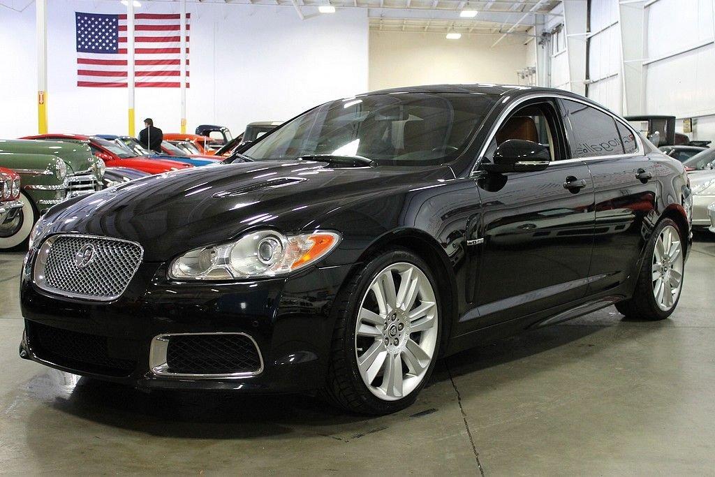 2010 jaguar xfr supercharged