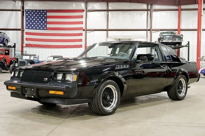 1987 buick regal gnx