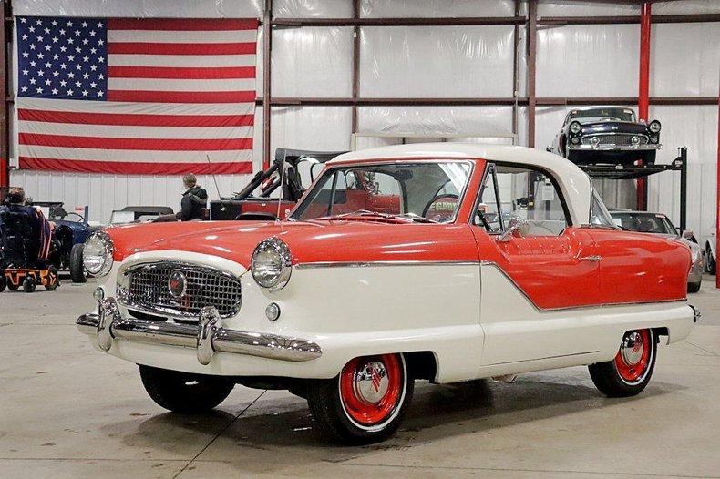 1959 Nash Metropolitan For Sale