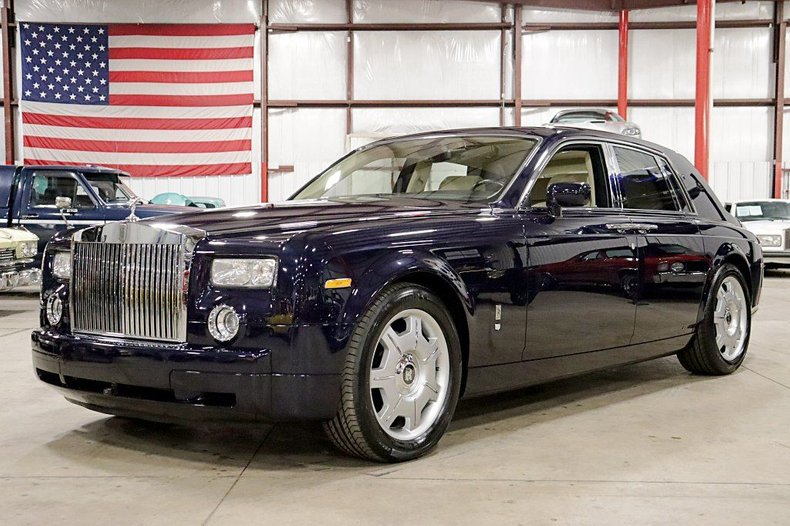 2006 rolls royce phantom
