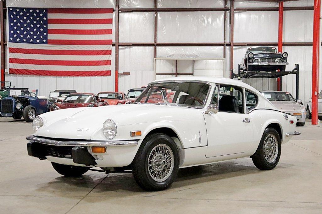 1972 triumph gt6