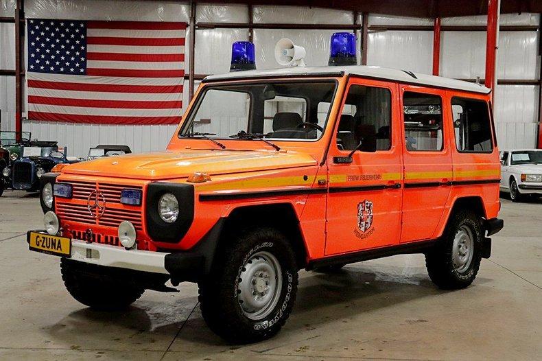 1983 mercedes benz g280