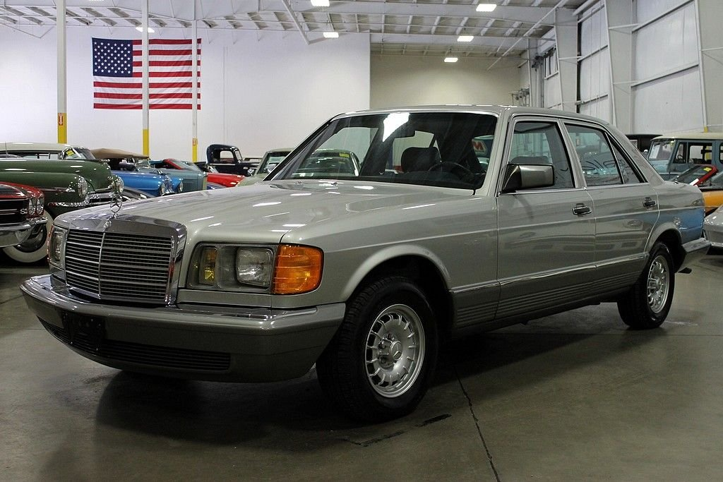 1983 mercedes benz 300sd