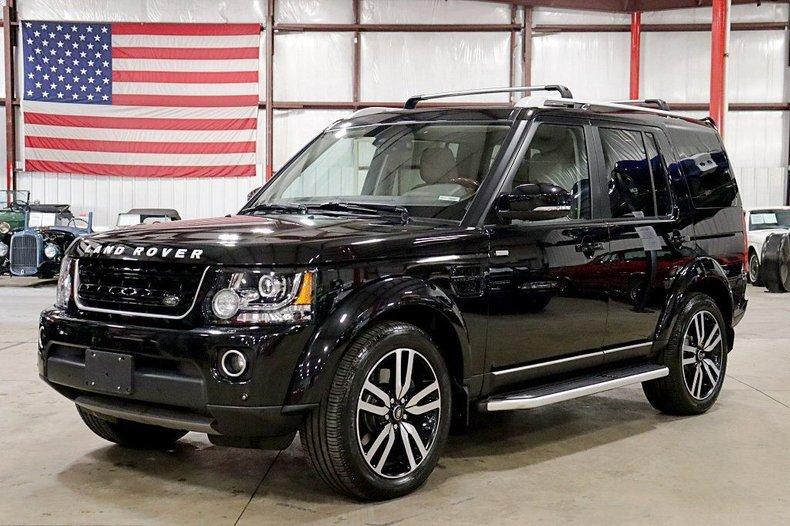 2016 Land Rover LR4 For Sale