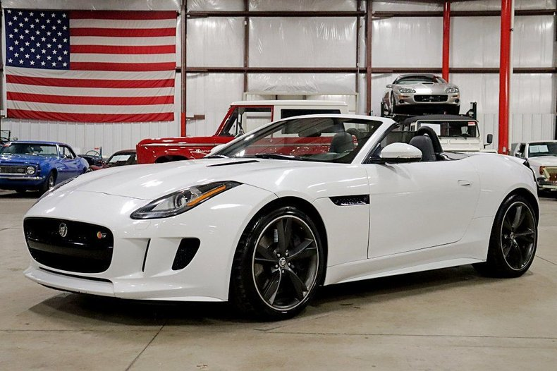 2014 jaguar f type s