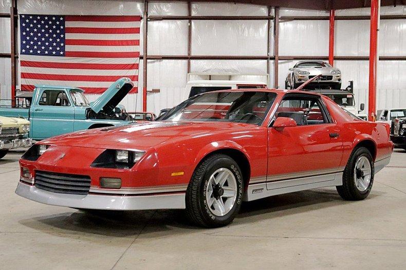 1985 chevrolet camaro z 28