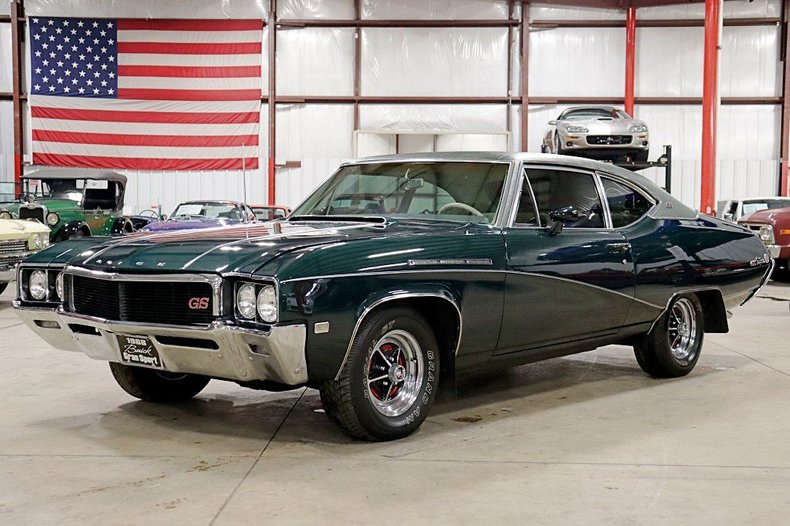 1968 buick gran sport california