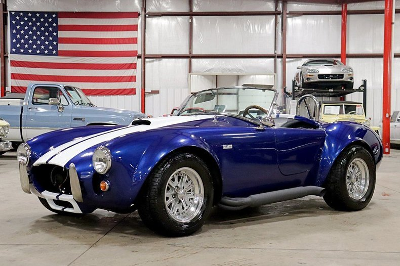 1967 Shelby Cobra For Sale