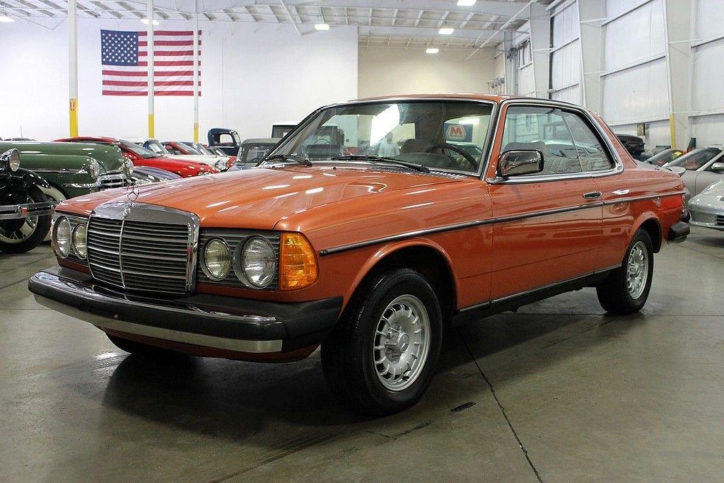 1980 mercedes benz 300cd