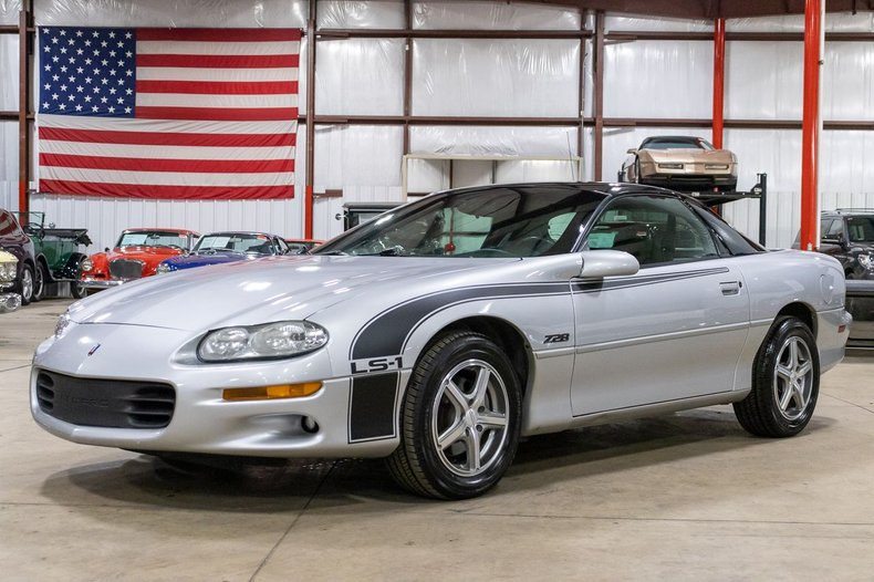 2002 Chevrolet Camaro For Sale