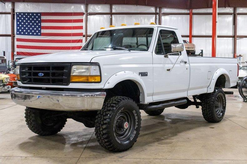 1992 ford f250 custom