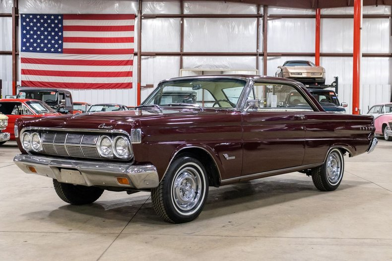 1964 mercury cyclone
