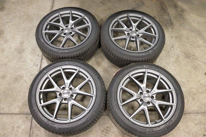 19 axis sport wheels