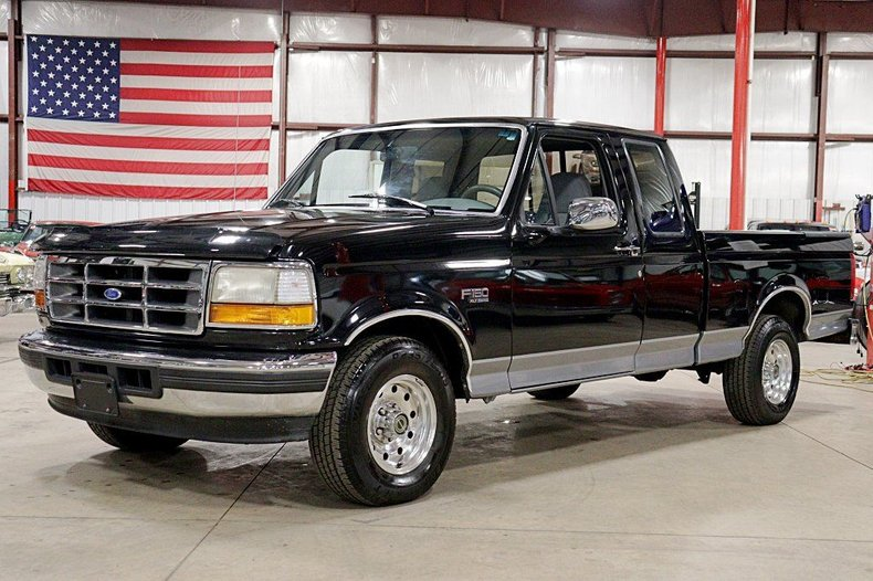 1995 ford f150 xlt 2wd
