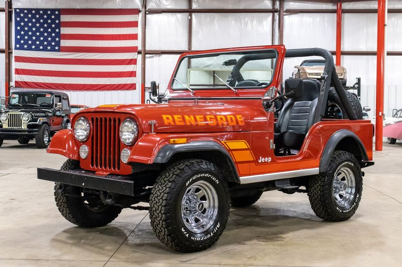 1983 jeep cj 5