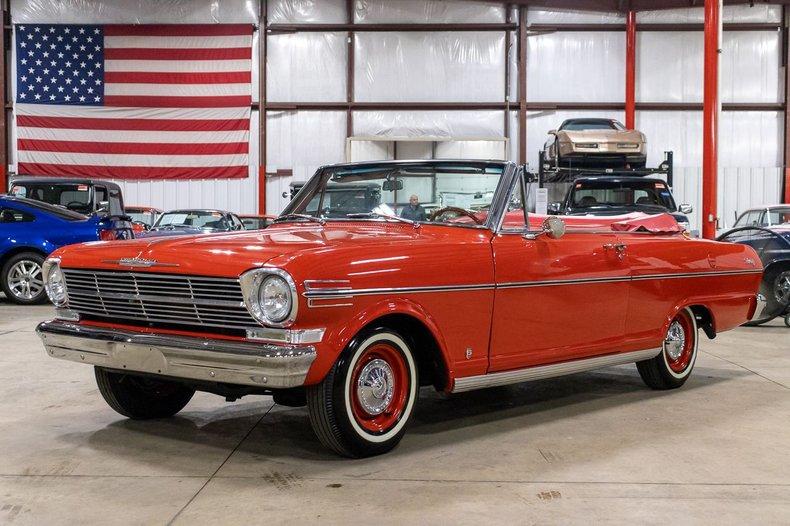 1962 chevrolet nova 400