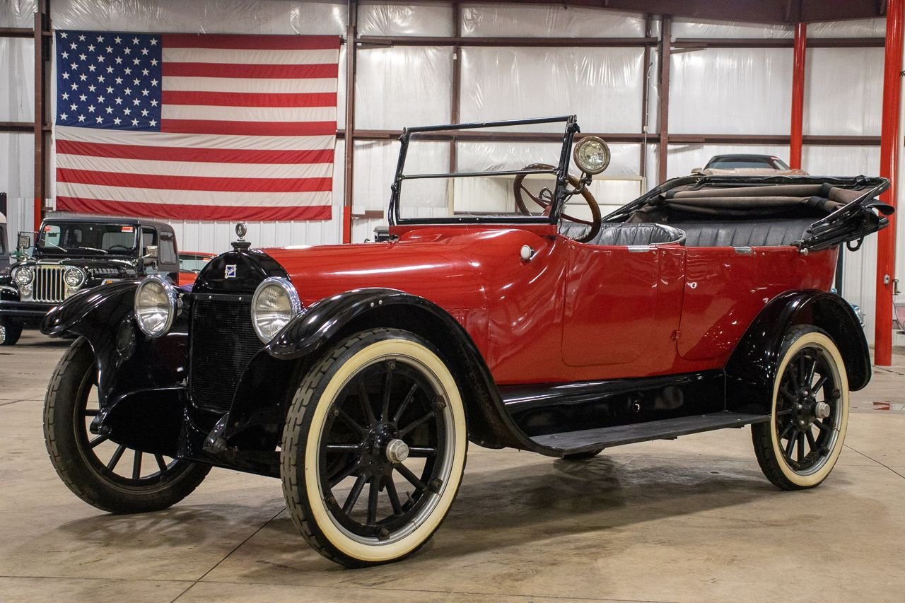 1919 buick model h45 touring