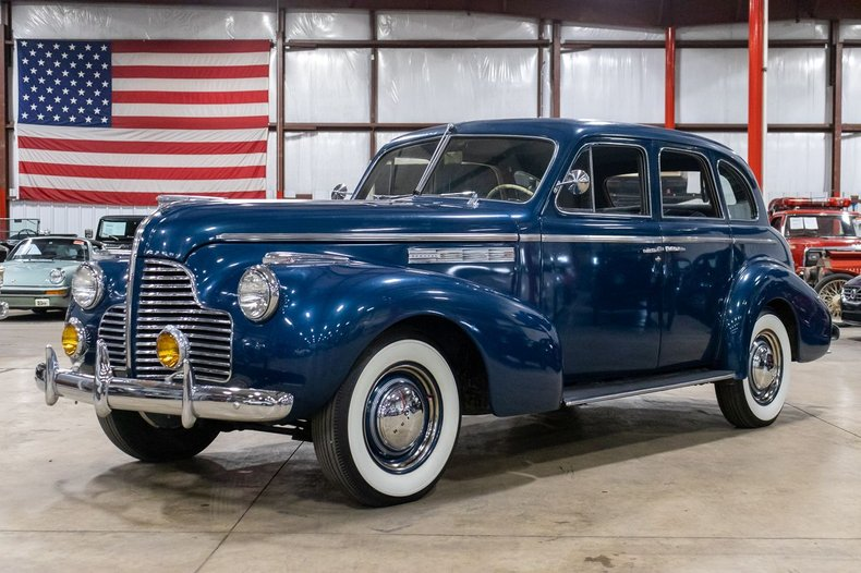 1940 buick special model 41