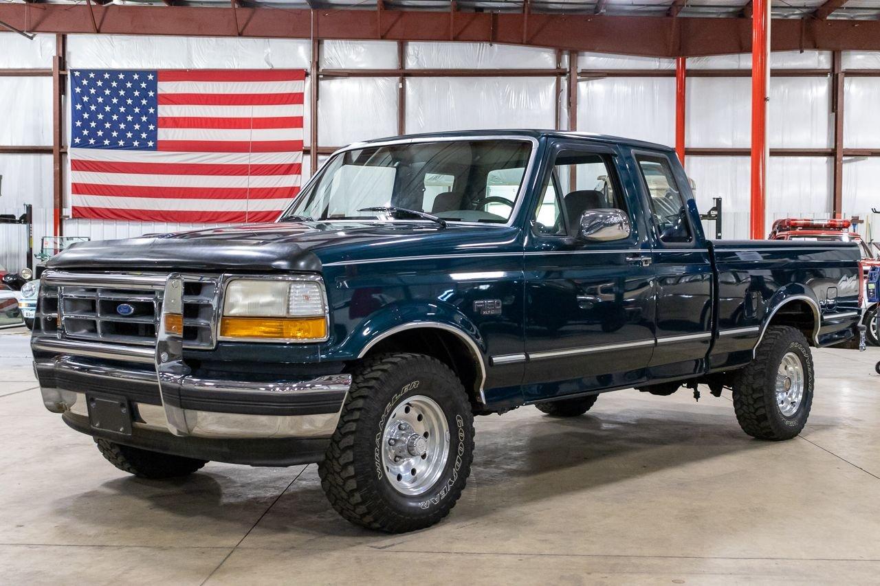 1994 ford f150 xlt 4x4