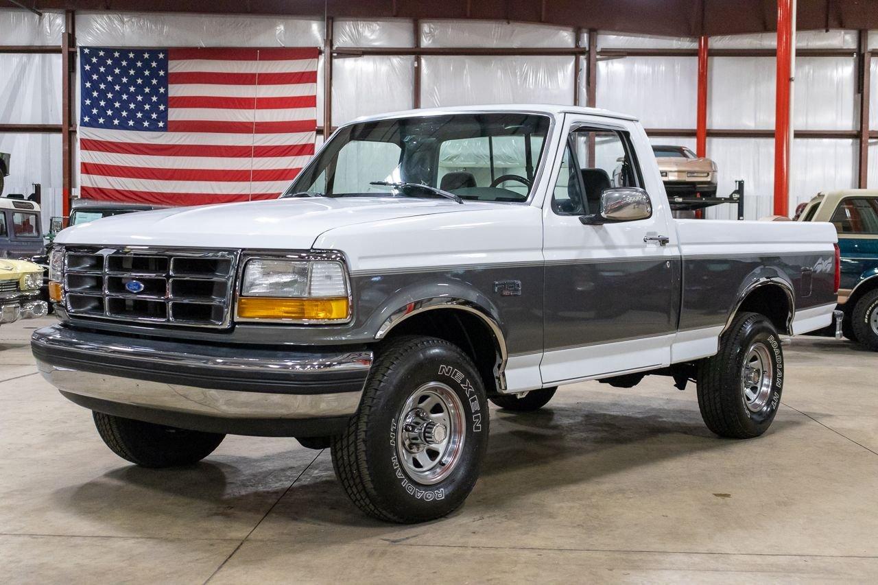 1992 ford f150 xlt 4x4